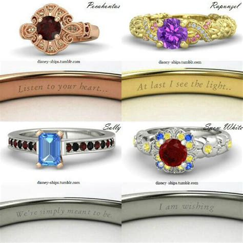 disney princess rings disney disney