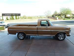 1972 Ford F100 1972 Ford F100 Classic Collectible Auto 390 Fast
