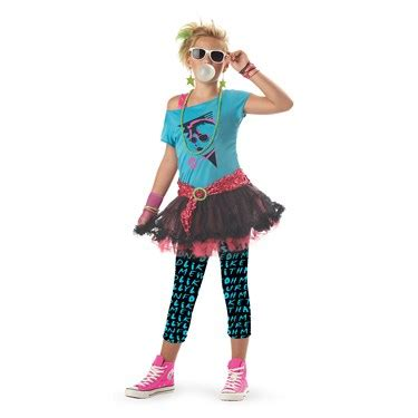 80s valley girl costume 80 s valley girl child costume buycostumes com