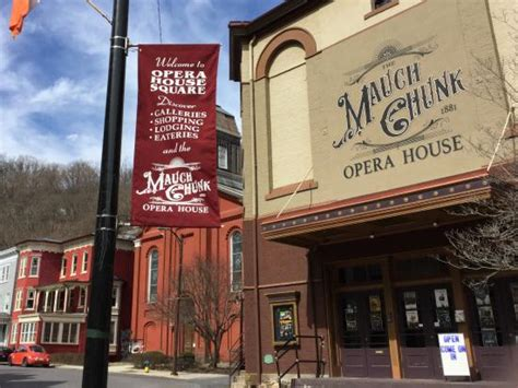 mauch chunk opera house mauch chunk opera house live music in jim thorpe pa picture of the mauch chunk