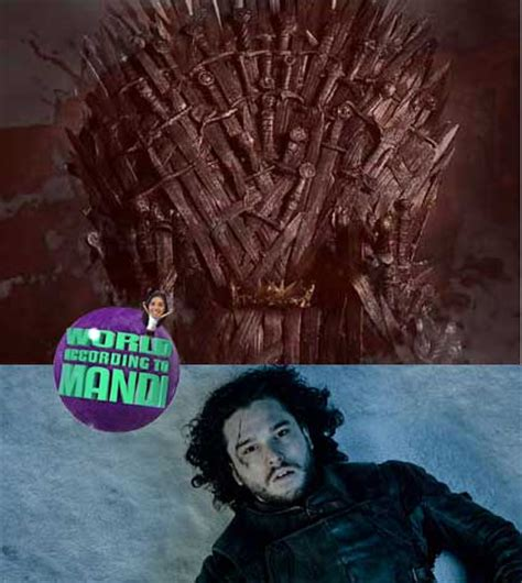 game of thrones mother's mercy for jon snow!