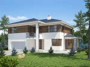 Large Cottage House Plans villa house 3d model