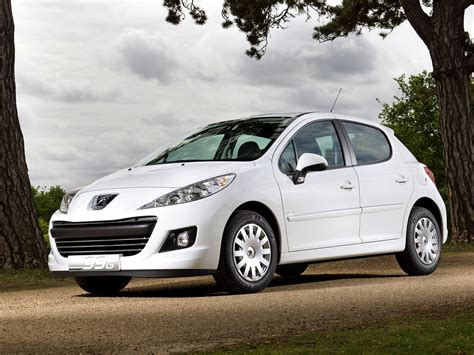 207 hatchback 5 door 1st generation facelift 207