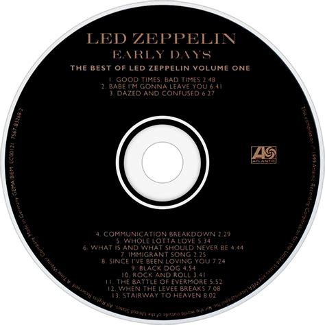 Cd Jazz Early Days Vol 2 As As It Gets Import 2 Cd Set New 1 led zeppelin fanart fanart tv