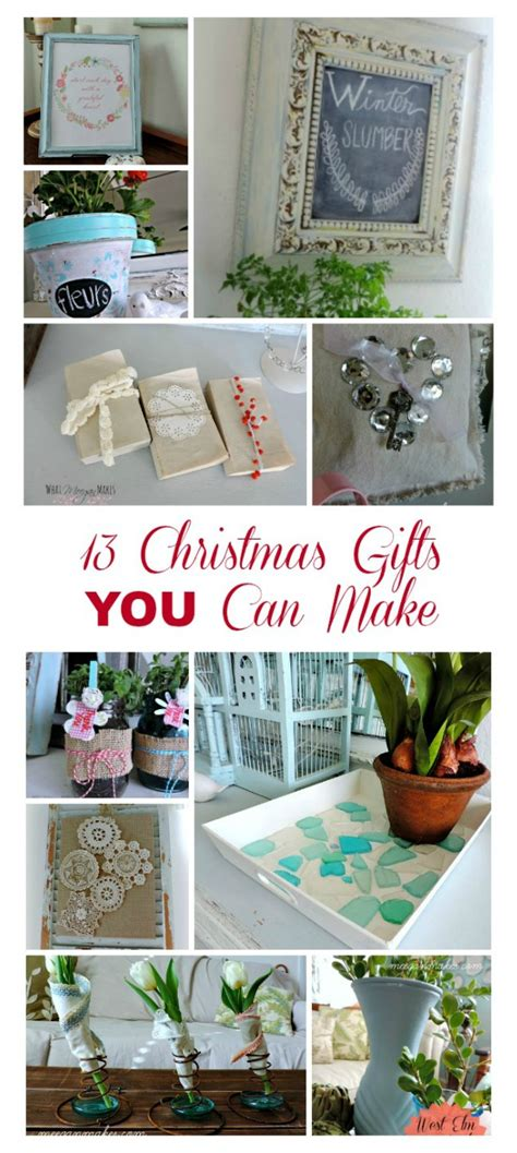 diy christmas gifts what meegan makes