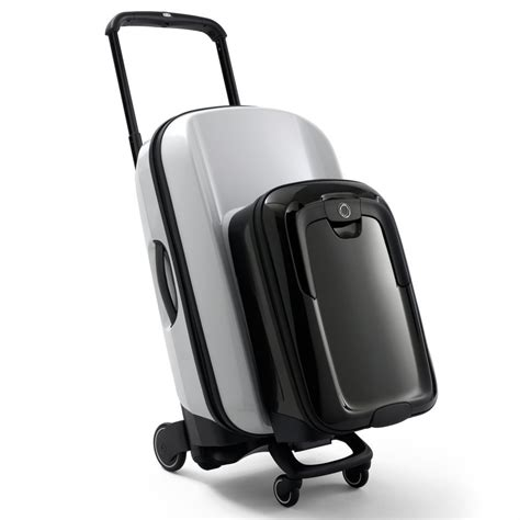 designer cabin luggage bugaboo expands beyond pushchairs with luggage
