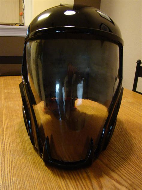 Cobra Commander Helmet Cobra Commander Helmet Wip Front View By Hyperballistik On