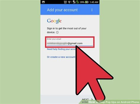 pop ups on android phone 5 ways to stop pop ups on android phone wikihow