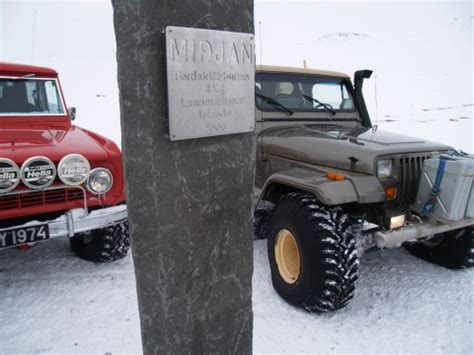 journey to the center of iceland > 4x4 off roads! 4x4 off