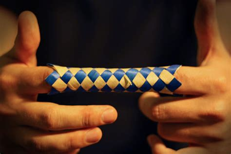 how to finger how manifesting is like a chinese finger trap good vibe blog