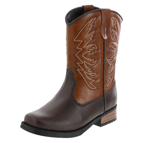 toddler cowboy boots smartfit toddler square toe western boot payless
