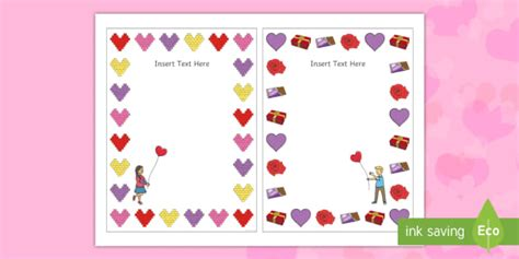 card insert template ks1 new editable s themed card inserts