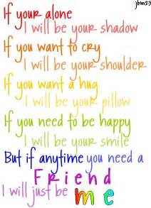 Best friends just a few touching quotes about your best friends