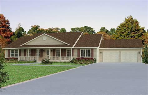 custom built house plans custom built homes in wayne ne homestead plus front decks