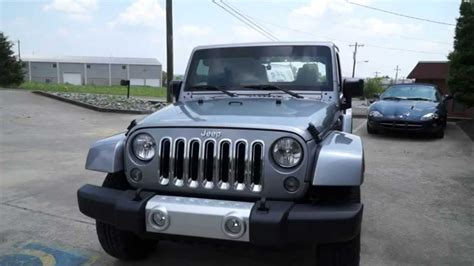 Jeep Wrangler Grills Jeep Wrangler Chrome Grille Kit How To Install 87511