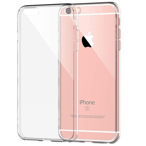 Big Silicontpu Iphone 6 Tpu09 icase tpu for iphone 6 6s ultra thin clear transparent soft tpu silicone back cover for