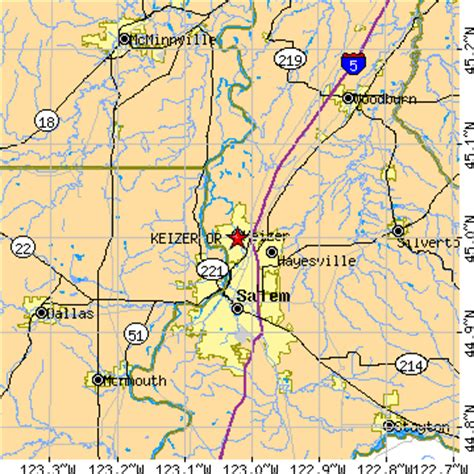 map of keizer oregon keizer oregon or population data races housing