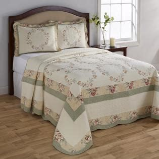 sears bedspreads and comforters cannon elisabeth quilted bedspread home bed bath