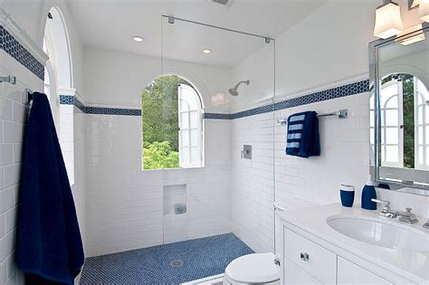 Shower Bath Combinations blue and white interiors living rooms kitchens bedrooms