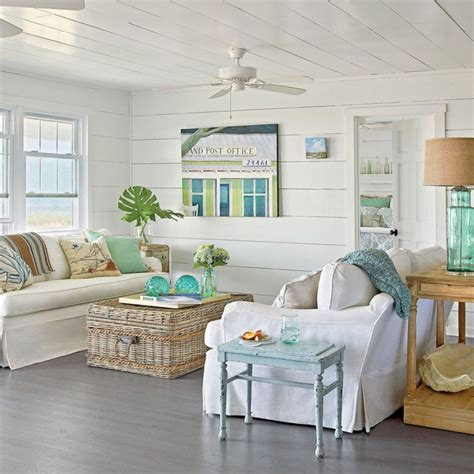 beach decor for home 45 comfy coastal living room decor and design ideas