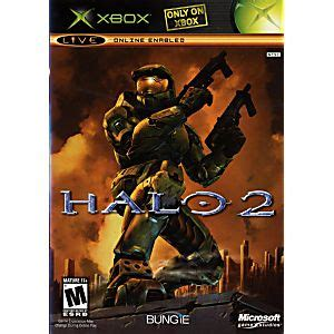 halo 2 original xbox game