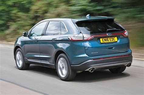 Styles Of Interior Design by Ford Edge Review 2017 Autocar