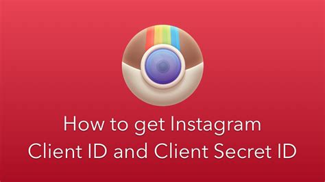 Tutorial Id Instagram | tutorial how to get instagram client id and client secret