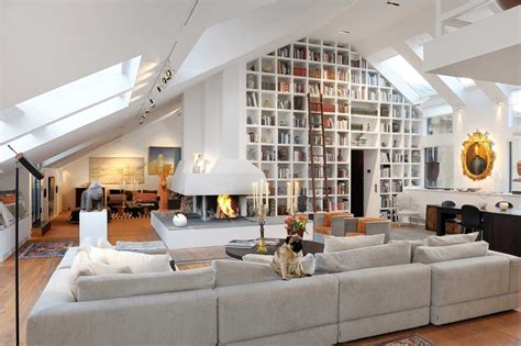 what is my home decor style amazing stockholm loft with 16 ceilings digsdigs