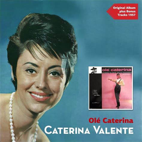 caterina valente silvio francesco te quiero dijiste caterina valente silvio francesco and