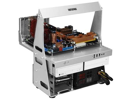 gaming bench hardware enthusiast must haves