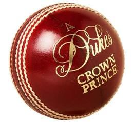 Corner Table Menu Dukes Crown Prince Match Cricket Ball Mens