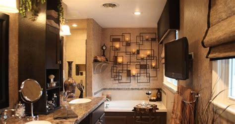 vintage  rustic bathroom designs  homes  artistic interiors