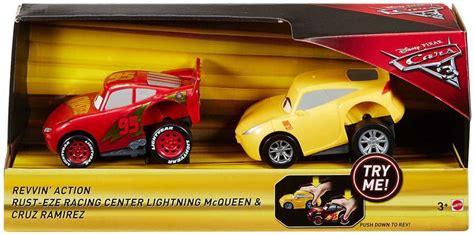 Mattel Disney Pixar Cars 3 Revvin Jackson disney cars cars 3 revvin rust eze racing center