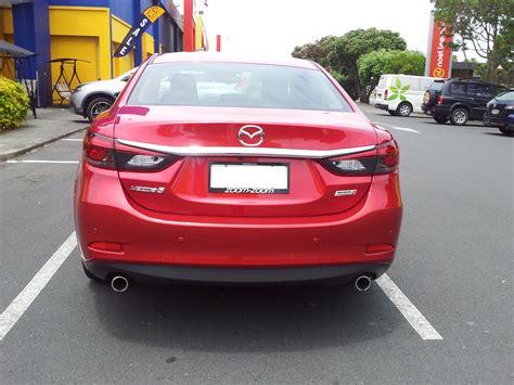 2015 mazda 6 sedan review 2015 mazda6 quot limited quot sedan nz techblog
