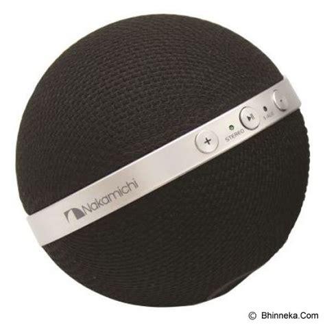 Speaker Bluetooth Nakamichi jual nakamichi bluetooth speaker nbs 10 black murah bhinneka