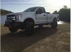 Almost new 2017 Ford F 250 XL Standard Cab monster truck ... 2017 New Ford Lifted Trucks For Sale