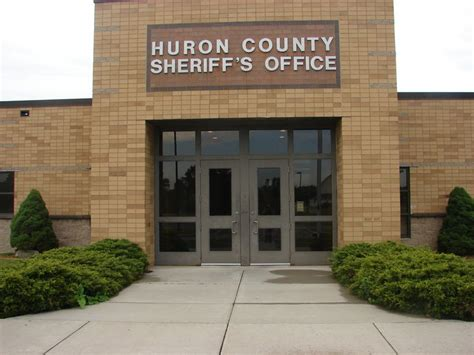Huron County Search Huron County Sheriff S Office