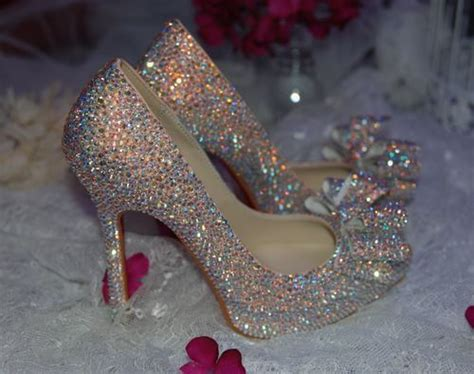 264 best BRIDES WEDDING SHOES images on Pinterest   Shoes