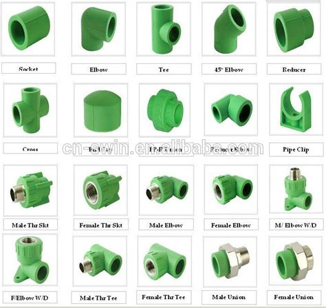 Plumbing Materials Names by 15 Years Experiences Ppr Names Pipe Fittings For New Ppr