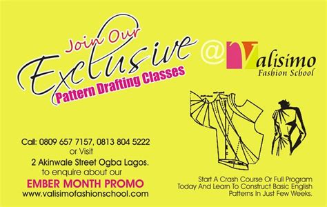 pattern drafting in lagos 8 weeks exclusive pattern drafting class begins valisimo