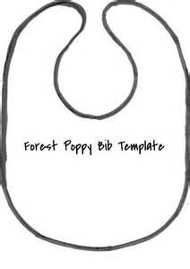 bib template best photos of baby bib cut out template baby bib card