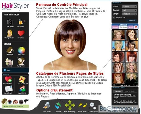 free virtual hairstyles for women over 50 and overweight coiffures virtuelles en ligne changer de coupe de