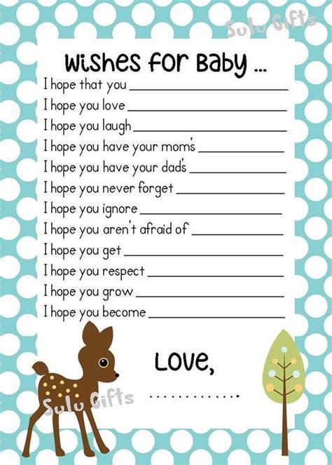 baby boy shower shower advice card 5 25x8 plaid blue baby boy baby shower game wishes for baby advice cards
