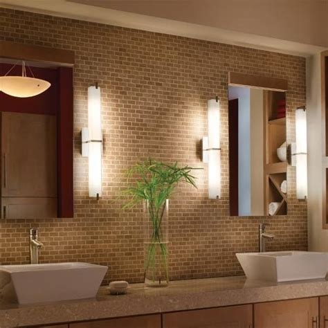 bathroom wall light fixture how to light a bathroom lighting ideas tips ylighting