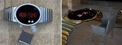 Jam Dinding Digital Led Angka Nyala Waktu Azhan koleksi jam unik aneh tapi nyata