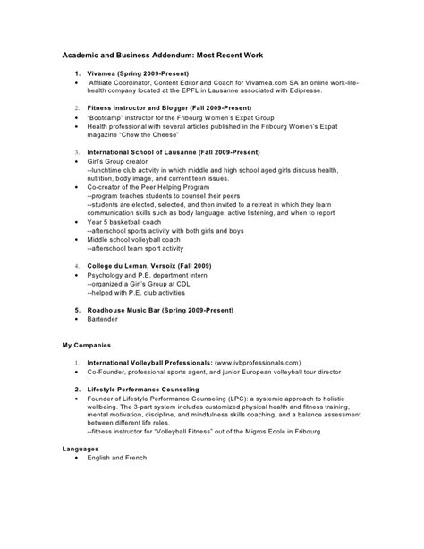 life coach resume madrat co