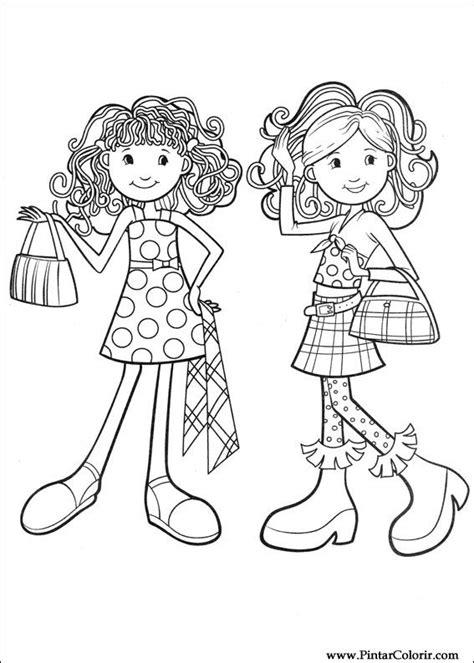 best color for girls disegni per dipingere colour groovy girls stare realizzazione 041