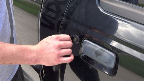 Key Wont Open Car Door how to fix the car doors that won t open either side oct