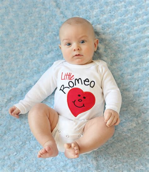 baby boy valentines day s day baby boy clothes tie bodysuit sassy locks