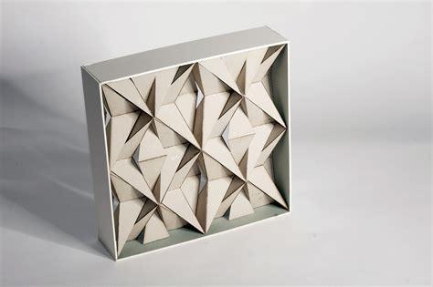 3d Pattern 3d pattern built in cardboard